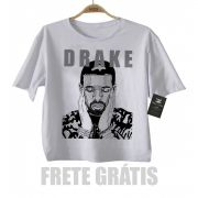 Camiseta Infantil   Rap / Hip hop   Drake  - White