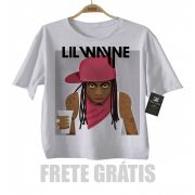 Camiseta Infantil Rap / Hip hop   Lil Wayne - White