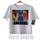 Camiseta Infantil - Seriado | Friends | Terror