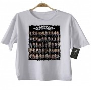 Camiseta Rock Stars - Caricaturas - White
