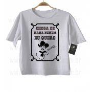 Camiseta Sertanejo Tião Carreiro- White