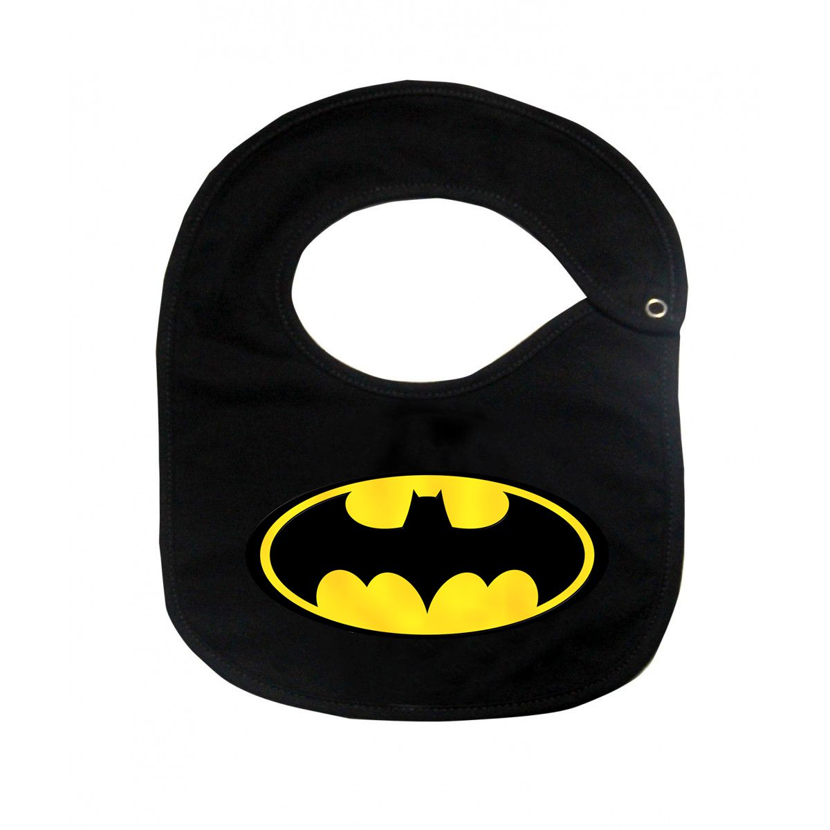 Babador super herois   - Batman  - Black  - Baby Monster S/A