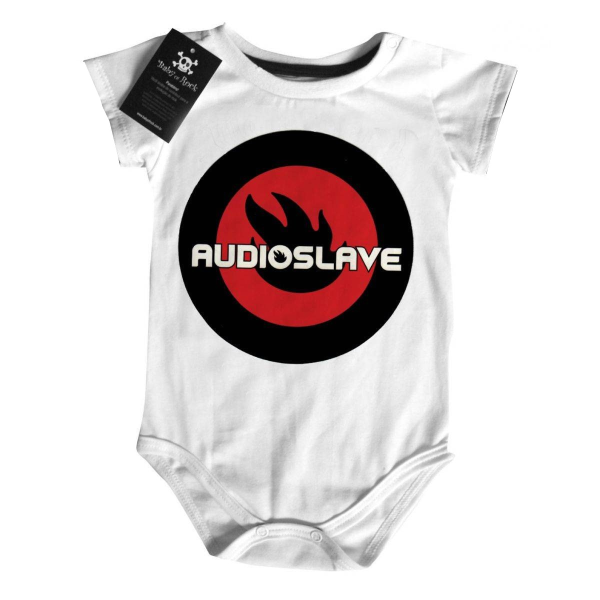 Body Rock  Audioslave - White   - Baby Monster - Body Bebe