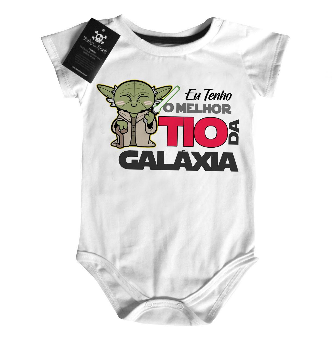 Body Baby Monster - Melhor Tio da Galáxia  - Baby Monster S/A