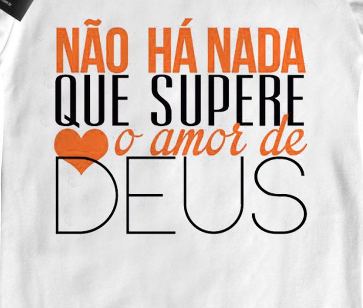 Body Bebe  Gospel Amor de Deus - white  - Baby Monster S/A
