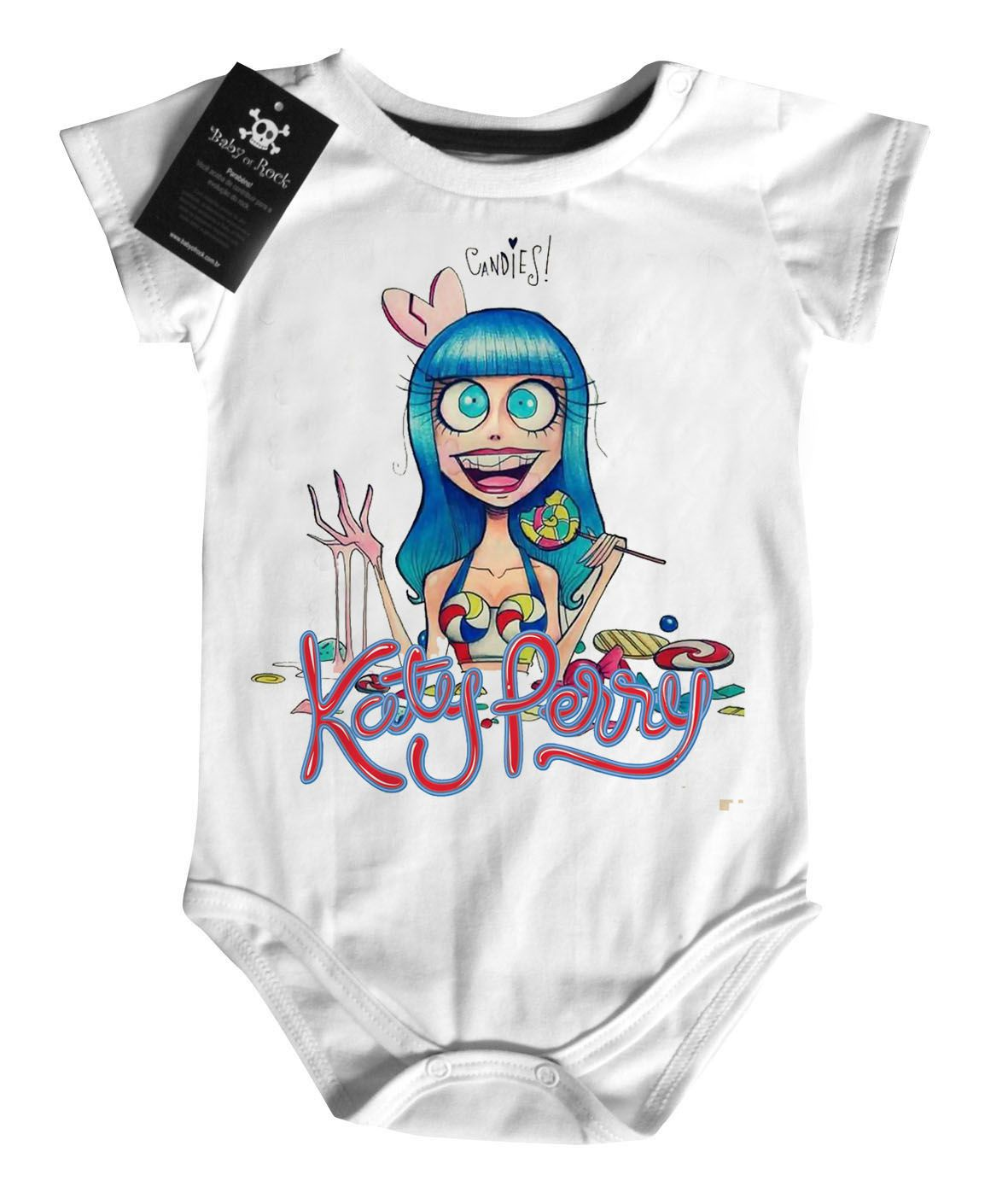 Body Bebe Kate Perry - Baby Monster S/A
