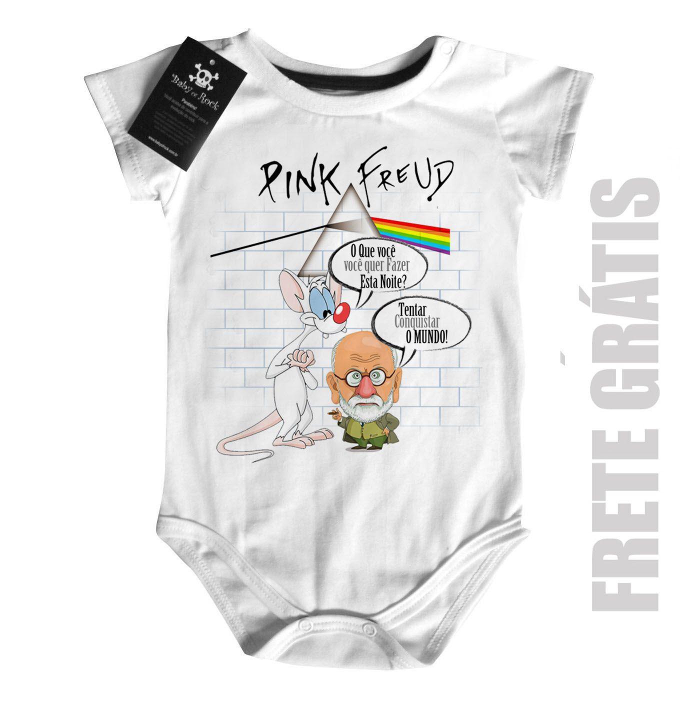 Body Rock  Bebê Pink e FREUD - Pink Floyd  - Baby Monster S/A