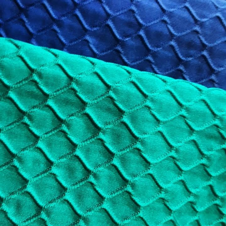 Conjunto Glow Azul Turquesa  - Cintura Carioca Moda Fitness