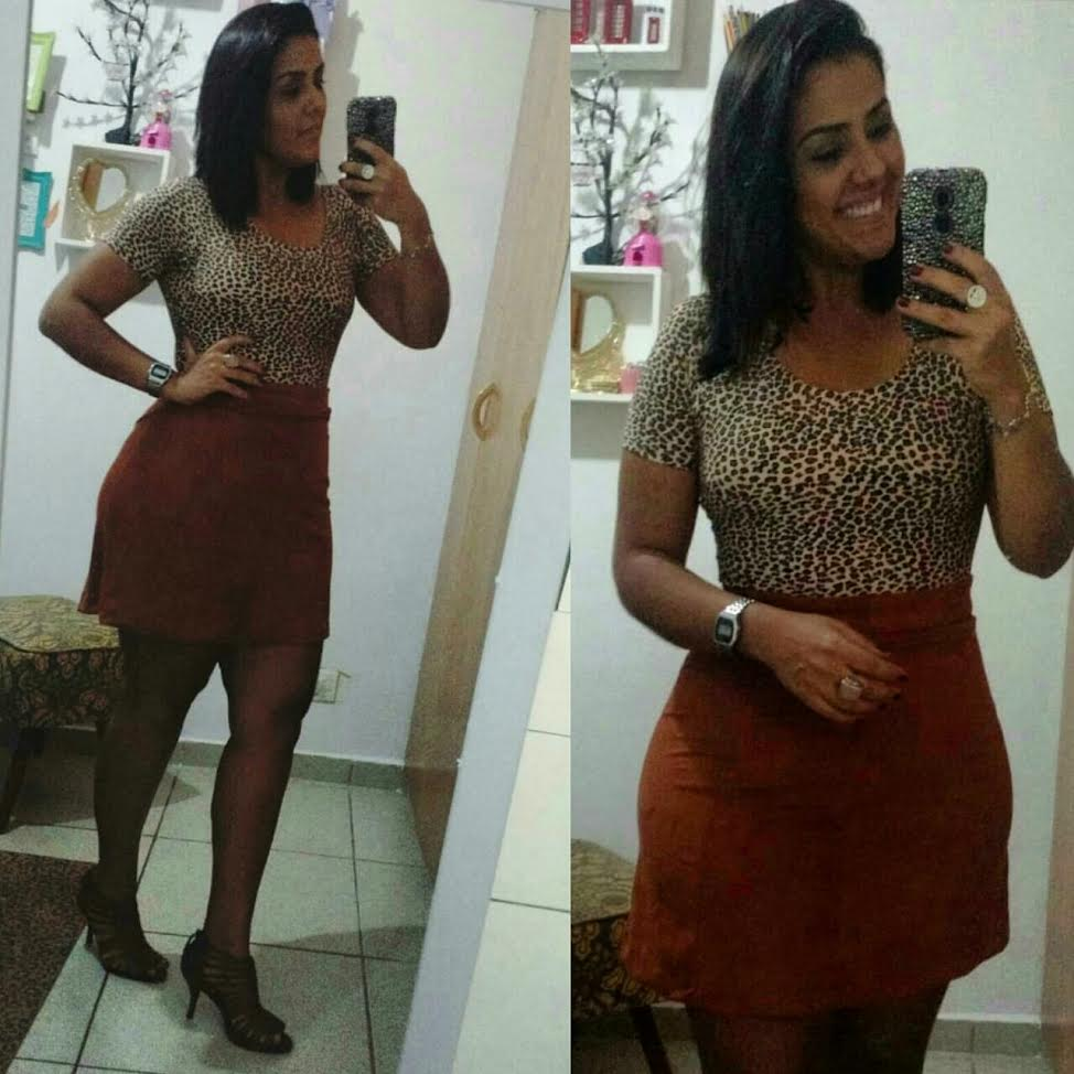 Body Modelo Novo Onça  - Cintura Carioca Moda Fitness