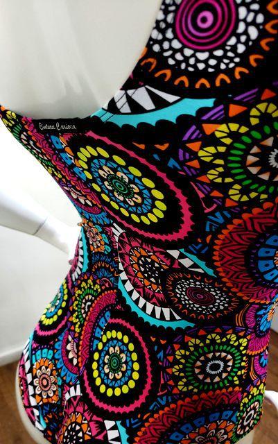 Body Arabescos 2  - Cintura Carioca Moda Fitness