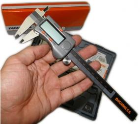 Paquímetro Digital 150mm - 100.174BL - Digimess
