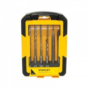 Jogo de brocas e pontas (12 peças) - Stanley