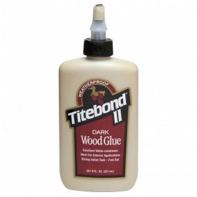 Cola Dark Wood Glue (237ml) - Titebond