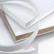 Fita de Borda 35x0,45mm Branco  (20 Metros) - Rehau