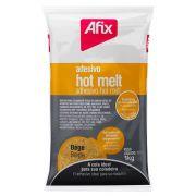 Adesivo Afix Hot Melt Bege 1 Kg - Artecola