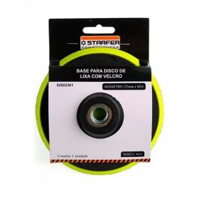 Base Lixa Velcro 125Xm14 - Starfer
