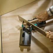 Caixa Meia Esquadria com Medidor de Corte - 694800 - Wolfcraft