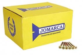 Caixa Parafuso 6,0X60 (100 Pçs) - Jomarca