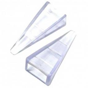 Calço de PVC Cristal (2 unidades) - Engedom