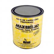 Cera Carnauba Max Brilho 900 ml incolor - Machado