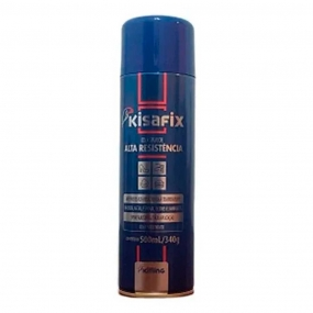 Cola Contato Spray alta Resistência  - Kisafix
