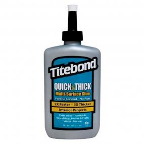 Cola Quick&Thick (237ml) - Titebond