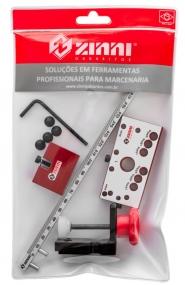 Kit Atualização Linha Escala (Grampo + Bloco Flauta + Escala) - Zinni Gabaritos
