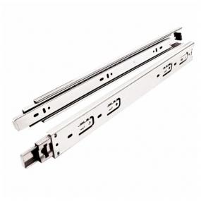 Corredica Soft Close 450mm - Metalnox