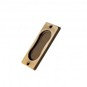 Puxador Cocha Sobrepor Cega LO em Aço 10CM - Perfil