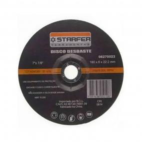Disco Desbaste 4,5 X 7/8 - Starfer