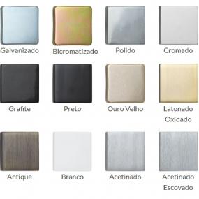 Dobradiça Aço 1 1/2 X 1 5/16 Preto  Pintura (022706) - União