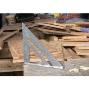 Esquadro Carpinteiro 45º - Silverline