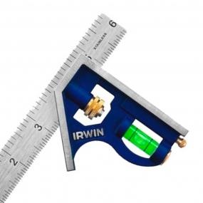 Esquadro Combinado Profissional 152mm/6 - Irwin