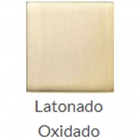 Fechadura Maquina 45 Porta De Correr Ext Roseta Quadrada Latonado Ox (002e0810) - União