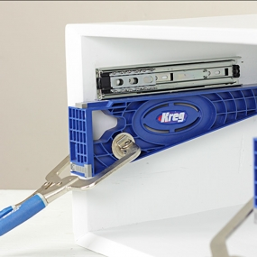 Gabaritos para Corrediça Telescópica (KHI SLIDE) - Kreg
