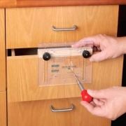 Gabarito para Puxadores (Drawer Pull) - Rockler
