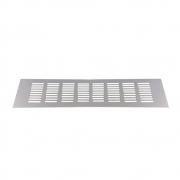 Grade de Ventilação em Alumínio 50X200mm Fosco - Maxima