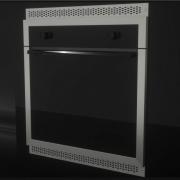 Grade de Ventilação em Alumínio 80X400mm Fosco - Maxima