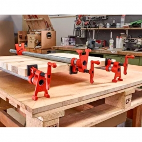Grampo Pipe Clamp com Tubo 60cm - Mectools