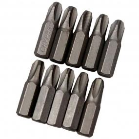 Jogo de Ponteiras Phillips PH325mm (10 peças) B982 - Black Jack