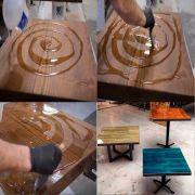 Kit Arte em Resina (Faça Você Mesmo) - Siquiplás