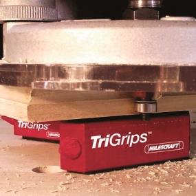 Kit com 4 Almofadas para Acabamento (Tri Grips) - Milescraft