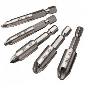 Kit Extratores de Parafusos (5 pçs) - Bench Dog Tools