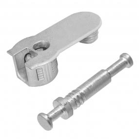 FBA45 16/19 Niquelado c/ Haste Dupla 16mm (15 pçs)  - FGVTN