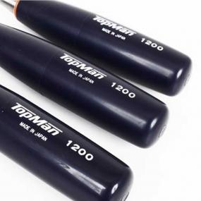 Kit Formão Japonês Pro 12mm, 19mm e 25mm - Topman