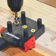 Kit Gabarito Mestre para Cavilhas Completo (Dowel Jig Kit) - Milescraft