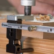 Kit Gabarito Minifix NEW (s/ brocas e Fresas) Escala Milimétrica - Zinni