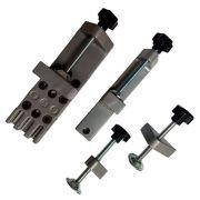 Kit Gabarito Universal para Cavilhas 6, 8 e 10mm B768 - Black Jack