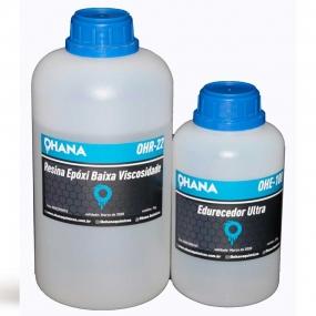 Kit Sistema Ultra - 1Kg de Resina + 320g de Endurecedor - Ohana