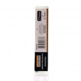 Lamina Para Estilete 25x0,7mm 10 unidades - Starfer